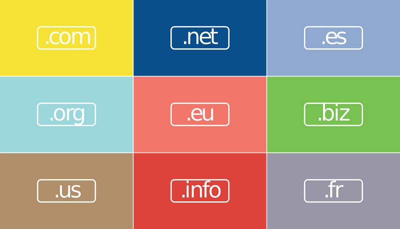 The best top level domain extensions (.com, .org, .net, etc.)